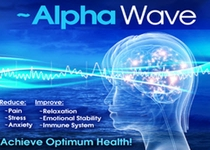 Alpha Waves Promote Health and Tranquility