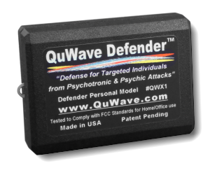 QuWave Defender Black Color