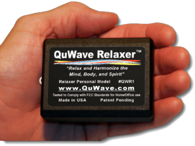 QuWave Relaxer
