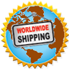 We ship anywhere in the world!!!!