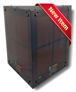 New Product Triple Tabletop Defender for electronic harassment protection